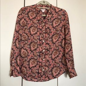 J.Crew long sleeve size XS